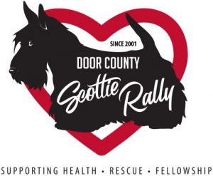 Door County Scottie Rally Logo